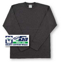 6.5oz. LONG SLEEVE T-SHIRT(Touch and Go)