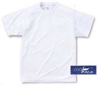 4.3oz. COOL FAST T-SHIRT(UNITED ATHLE)